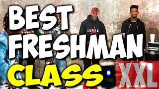 BEST XXL FRESHMAN CLASS EVER? - Ranking the XXL Freshman Classes