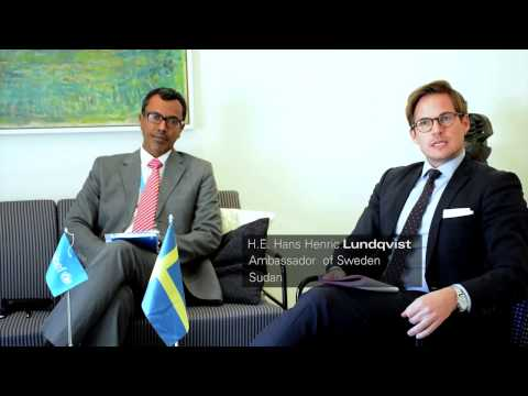 Unicef Sudan welcomes a new grant from the Government of Sweden