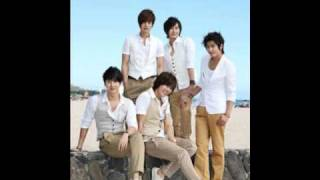 SS501 - White Person
