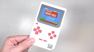 Unboxing The Impressive $4 FAKE Gameboy