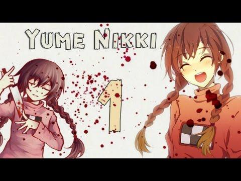 Yume Nikki - ХВАТАЙ НАРКОМАНА # 1