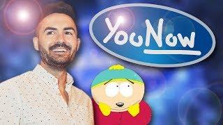 Menderes und Cartman auf YOUNOW