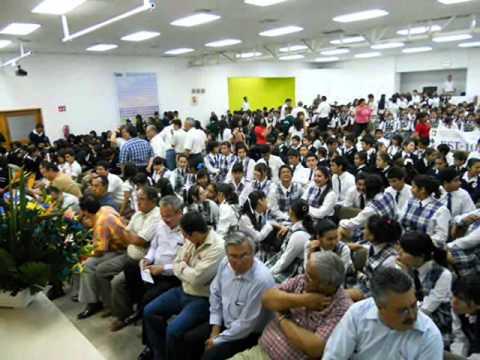 CONCURSO HIMNO NACIONAL MEXICANO FASE MUNICIPAL JUNIO 2011 SEDE SHMZ