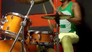 Drum cover Extra musica - Etat major (ndombolo)