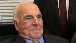 Helmut Kohl, chancellor who reunited Germany, dies at 87