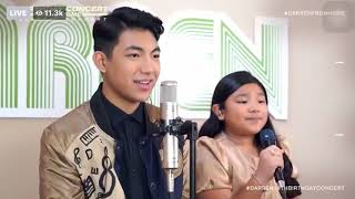 DARREN ESPANTO | NEVER ENOUGH with LYNELLE | BIRTHDAY CONCERT