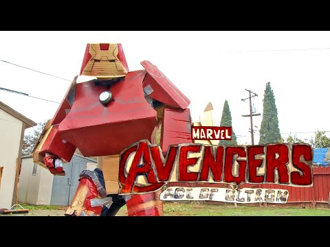 Avengers: Age of Ultron trailer - sweded