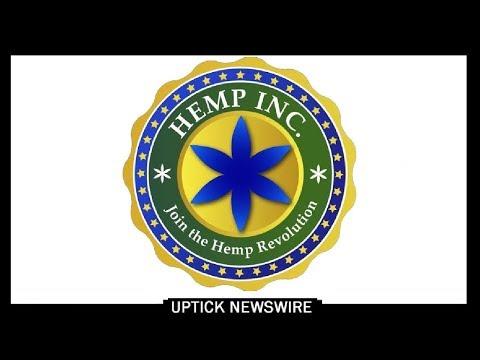 Certified Master Grower Tony Finch of Hemp, Inc. (OTCPink: HEMP ...