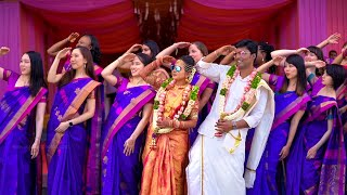 Salem Grand Kongu Wedding Filled With Overseas Friends | Praveen & Sindhuja