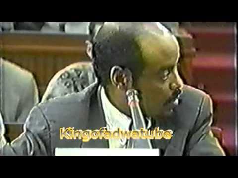 Meles zenawi messages about Corruption