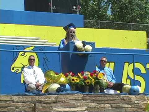 Nucla High School 2020 Graduation