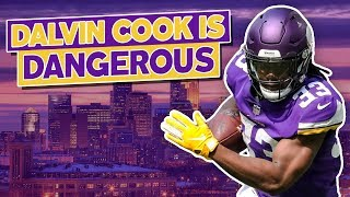 Why Dalvin Cook is an ELECTRIC Running Back