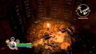 Dungeon Siege III první pohled na hru