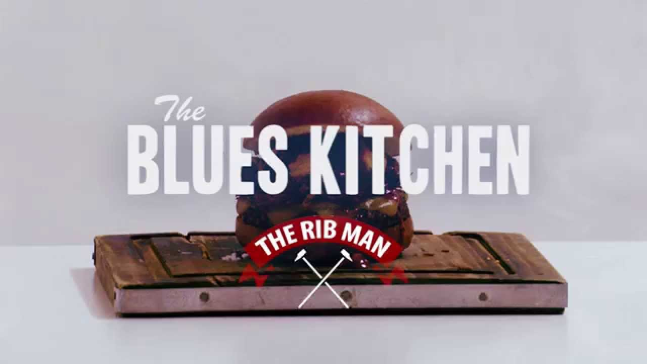 The Face Melter [The Blues Kitchen X The Rib Man] - YouTube