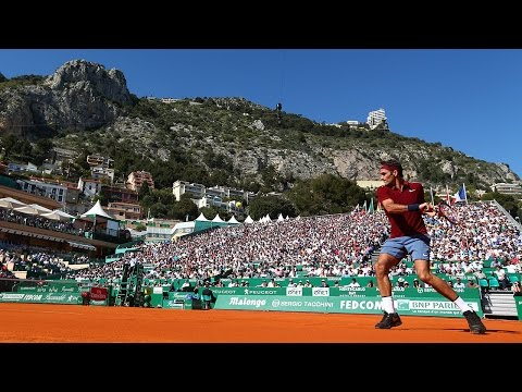 2016 Monte-Carlo Rolex Masters: Thursday Highlights ft. Murray, Federer & Nadal