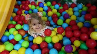 Anabella Pretend Play Indoor Playground | Anabella Show