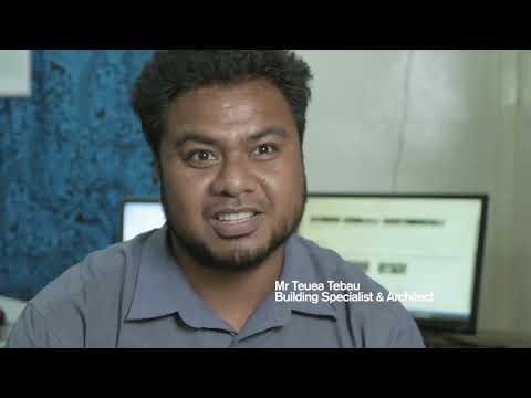 Schools for the future: A unique design in Kiribati