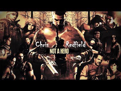 Resident Evil 7 Not a Hero - Walkthrough Gameplay - Louisiana - Chris Redfield