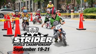 2014 STRIDER World Championship!