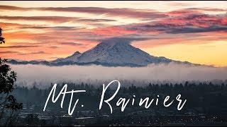 Mt. Rainier Climb | July 2018