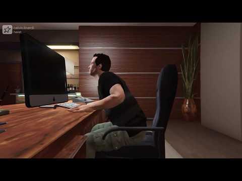 GTAV Short movie : HEIST