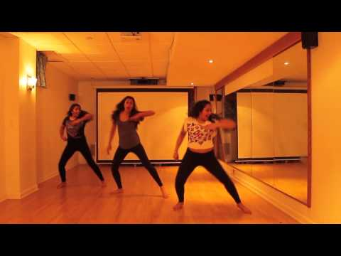 Manma Emotion Jaage Choreography