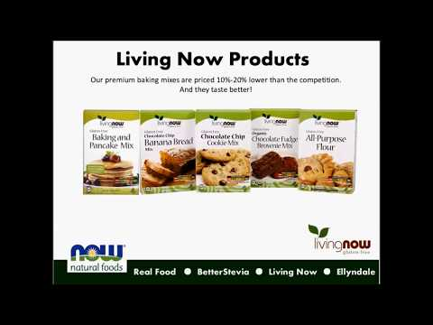 WEBINAR: Food Trends and Hot Products | NOW Foods | May 2017