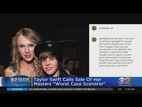 Taylor Swift Upset Over Sale Of Masters Mp3