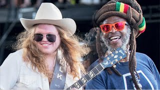 """Steel Pulse & The Soul Rebels ft. Marcus King - """"Franklin's Tower"""" Cover 