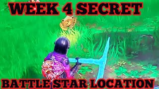 Fortnite Season X Week 4 Secret Battle Star Location Junk Storm Loading Screen Secret Battle Star
