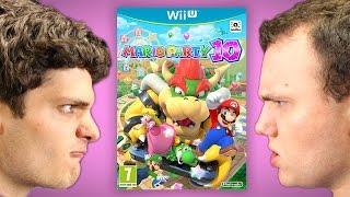 Mario Party 10 (Minigames) | Jordan vs Josh