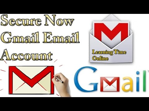 how to secure your gmail email account Urdu/Hindi