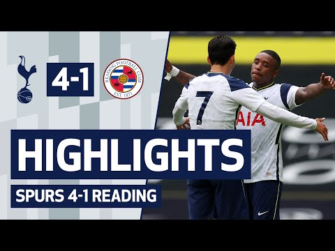 Tottenham Reading Goals And Highlights