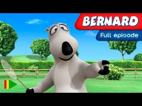 Bernard Bear - 113 - Badminton
