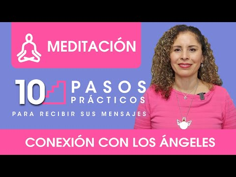 Meditación para Conocer y recibir un mensaje de Tus Ángeles