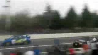Akhisar Drag 28 Ekim 2007 - Subaru Justy vs. Subaru Wrx
