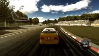 SuperStars V8 Racing HD gameplay