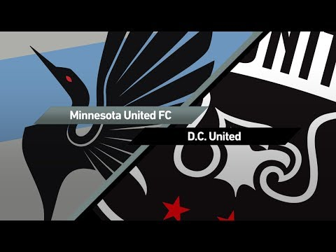Highlights: Minnesota United vs. D.C. United | July 29, 2017