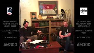 Jason Wolle Interview October 2018