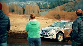 Rally Argentino en Esquel