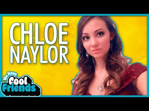 Kinda Funny Up-And-Comer Chloe Naylor Interview - We Have