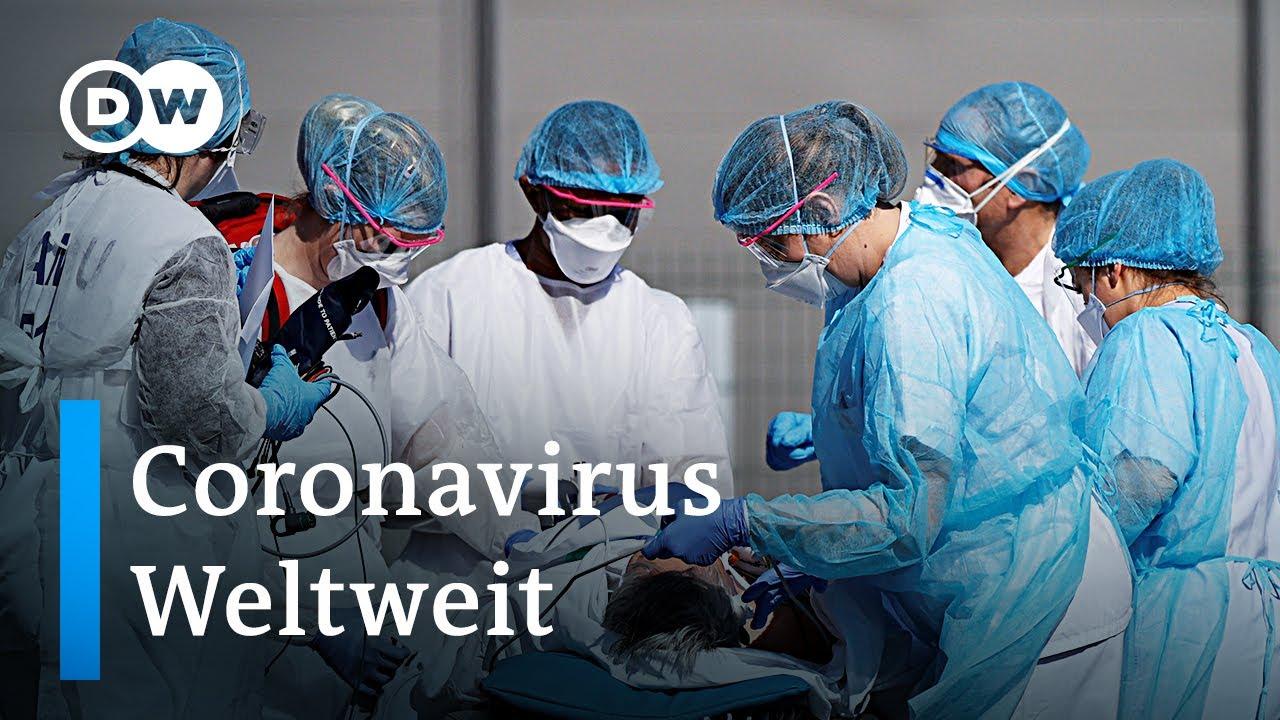 Coronavirus: Update zur weltweiten Lage (26 March 2020)