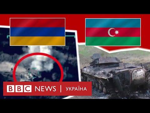 Вірменія і Азербайджан знову воюють за Нагірний Карабах