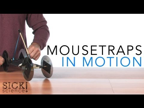 Mousetraps in Motion - Sick Science! 090