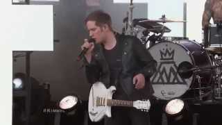 Fall Out Boy - Centuries - Jimmy Kimmel Live