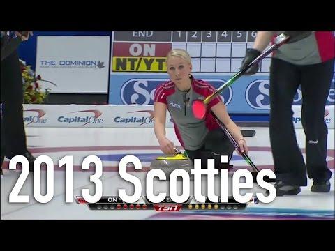 Ontario vs Northwest Territories - 2013 Scotties Tournament of Hearts