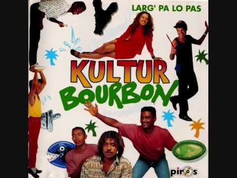 Kultur Bourbon - Koulere l'Afrik