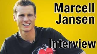 Marcell Jansen: Wie man sich auf dem Fußballplatz fühlt! - Interview