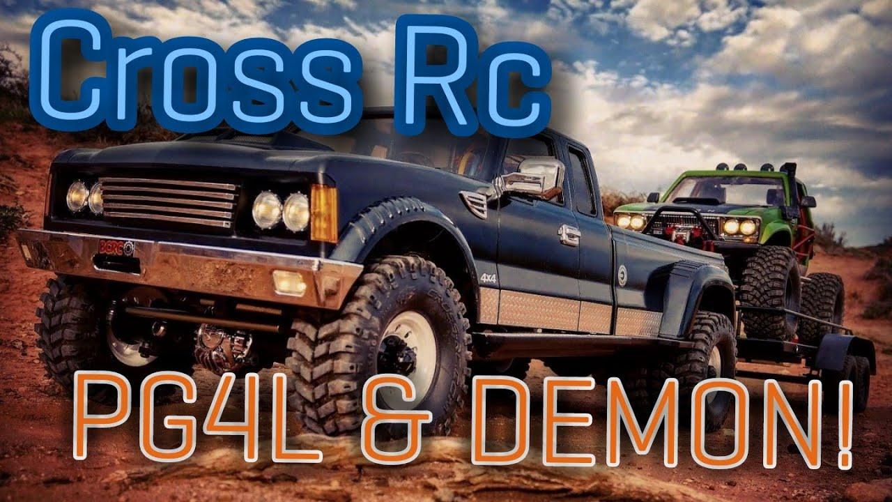 Cross RC PG4L & SG4C Demon