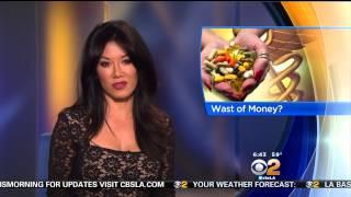 Sharon Tay 2015/05/18 CBS2 Los Angeles HD